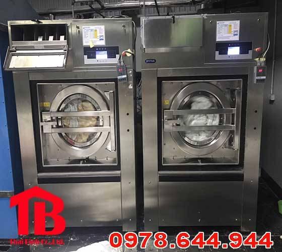 e834fa5bb565553b0c74 - Dự án lắp đặt hệ thống giặt là cho xưởng giặt là 24h - Quảng Ninh