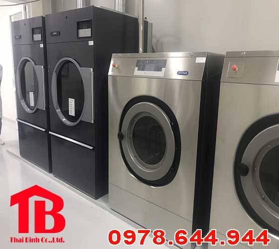 Top 5 dòng máy giặt công nghiệp 16kg dùng ổn định và bền bỉ nhất
