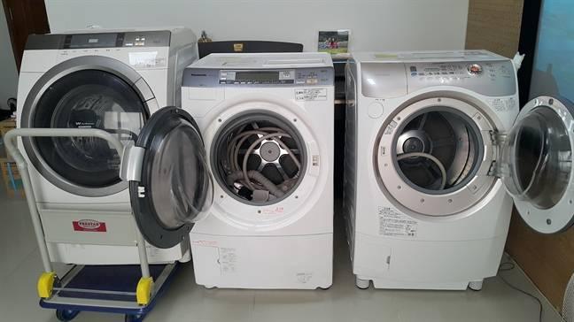 Máy giặt nội địa Nhật loại nào tốt nhất