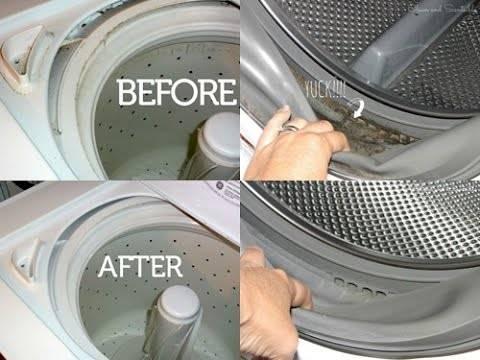Hướng dẫn 5 cách làm sạch máy giặt hiệu quả chỉ trong vài thao tác