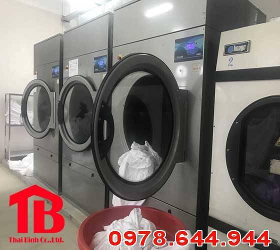 Top 5 máy giặt công nghiệp 50kg chính hãng nhập khẩu giá rẻ nhất 2019