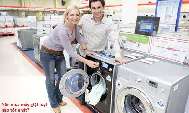 mua may giat loai nao tot nhat - Máy giặt tính kg khô hay ướt ? Cách giặt bằng máy như thế nào là đúng ?