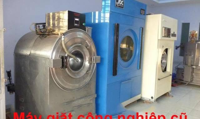 5 vấn đề tiềm ẩn khi mua máy giặt công nghiệp cũ