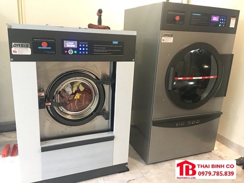 Máy giặt và các vấn đề liên quan với kích cỡ máy giặt