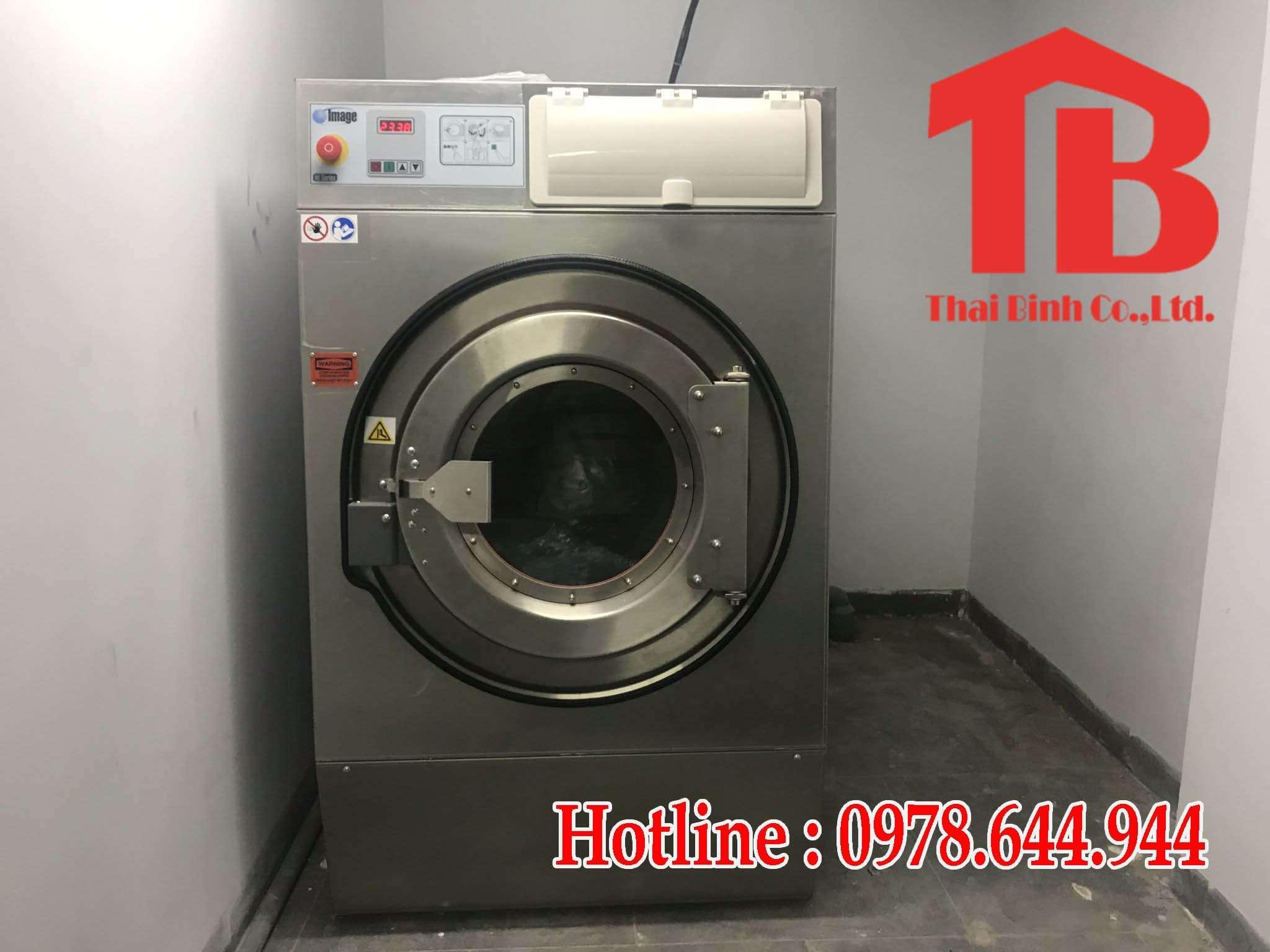 lắp đặt hệ thống giặt là cho khách sạn