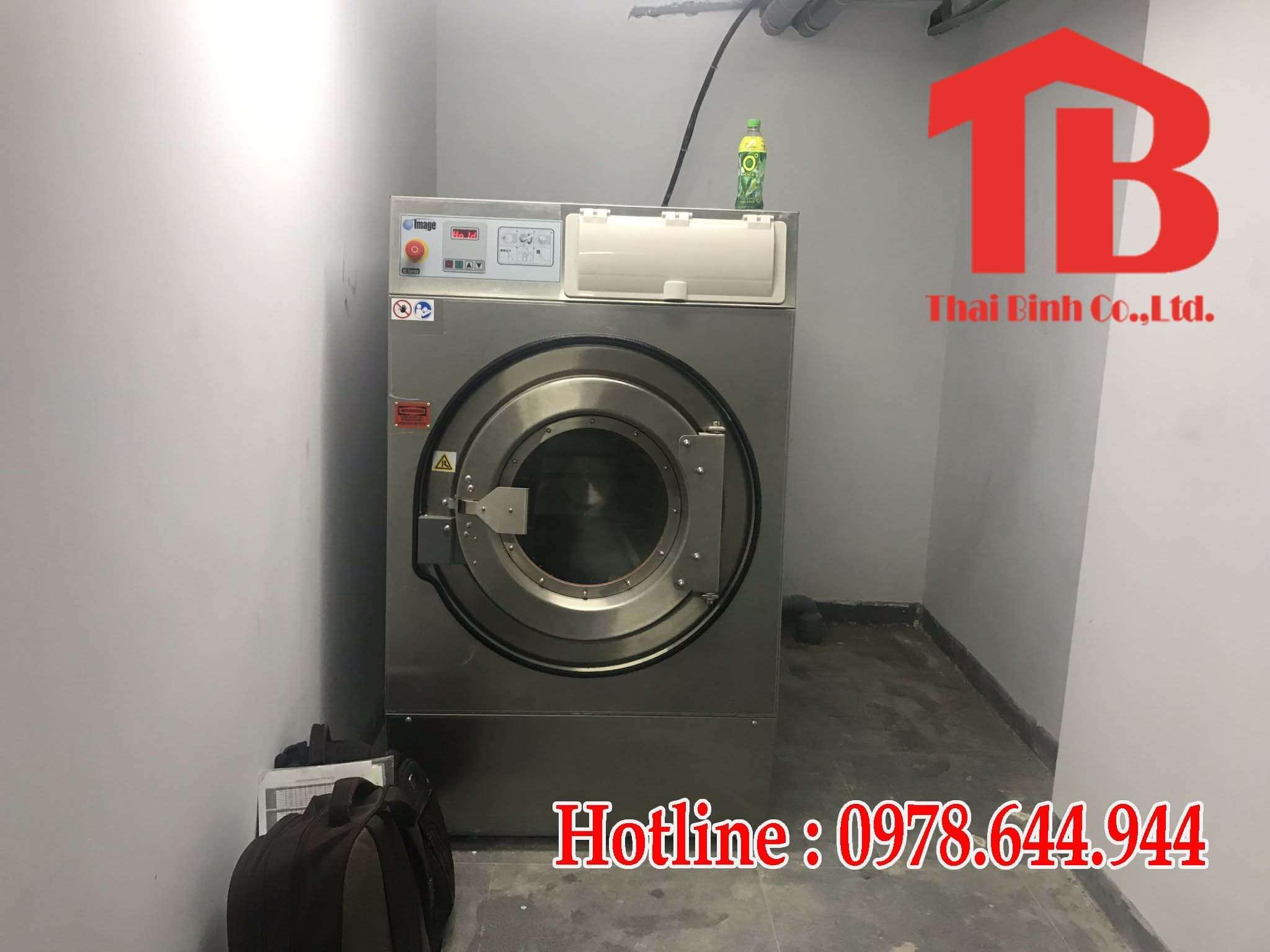 Dự án lắp đặt hệ thống giặt là cho khách sạn FLC Quy Nhơn