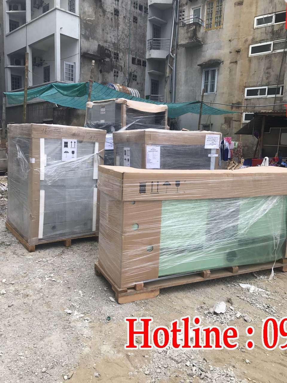 0aebb49a8b0869563019 - Dự án lắp đặt hệ thống giặt là tại khách sạn Sầm Sơn - Thanh Hóa