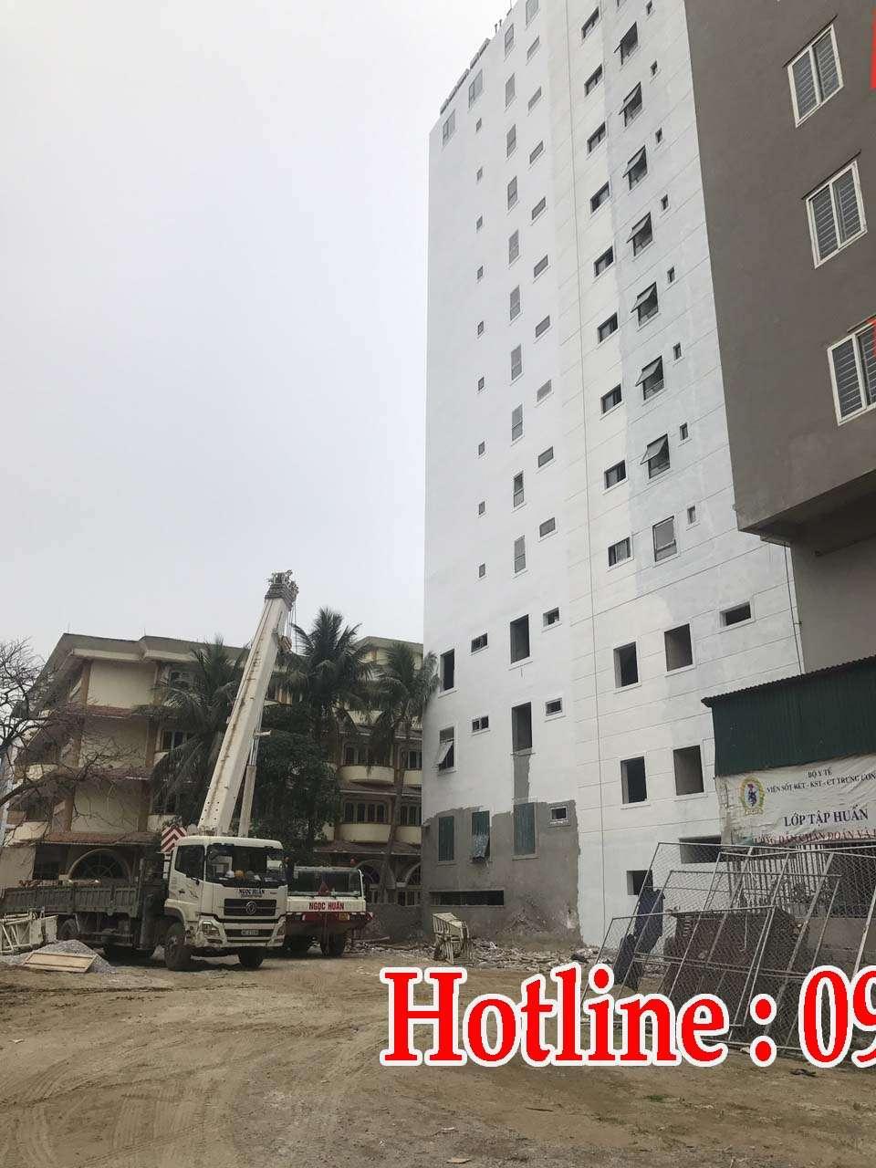 64e4d990e602045c5d13 - Dự án lắp đặt hệ thống giặt là tại khách sạn Sầm Sơn - Thanh Hóa
