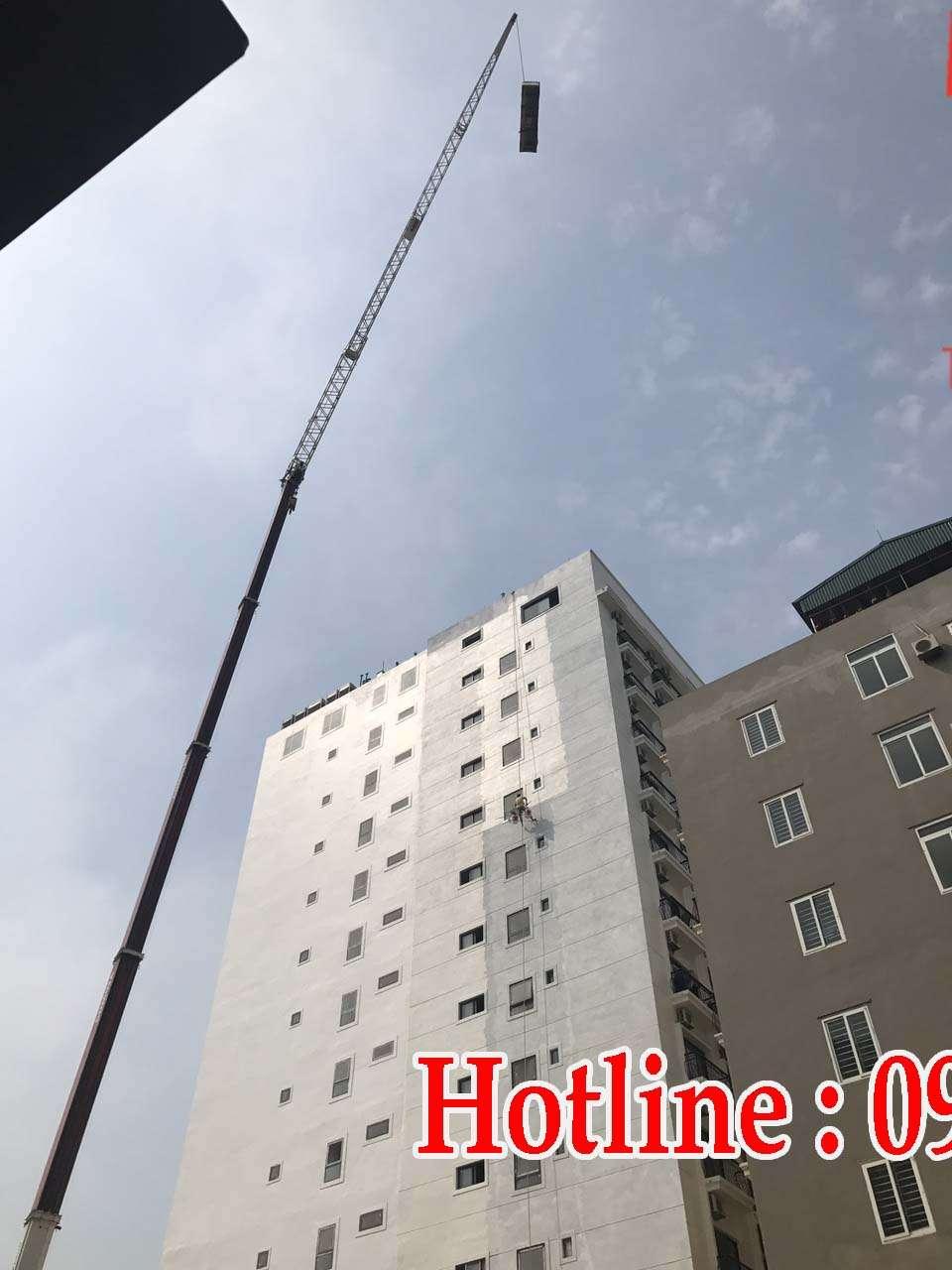 6a8f1df02262c03c9973 - Dự án lắp đặt hệ thống giặt là tại khách sạn Sầm Sơn - Thanh Hóa