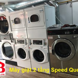 Máy giặt 2 tầng Speed Queen