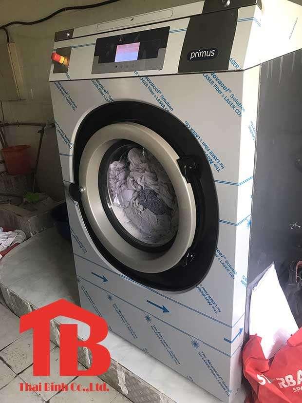 Dự án lăp đặt hệ thống giặt là tại khách sạn Long Khánh – Đồng Nai