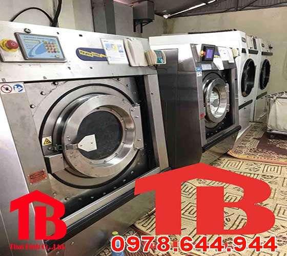 máy giặt công suất lớn