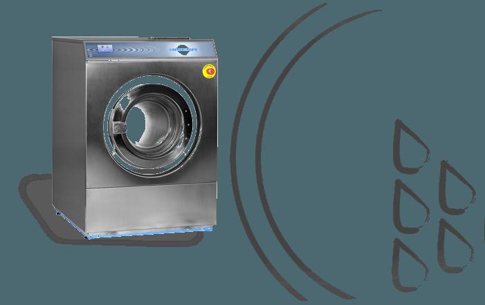 imesa r23 - Top 5 máy giặt công nghiệp 25kg giá rẻ và dùng ổn định nhất 2019