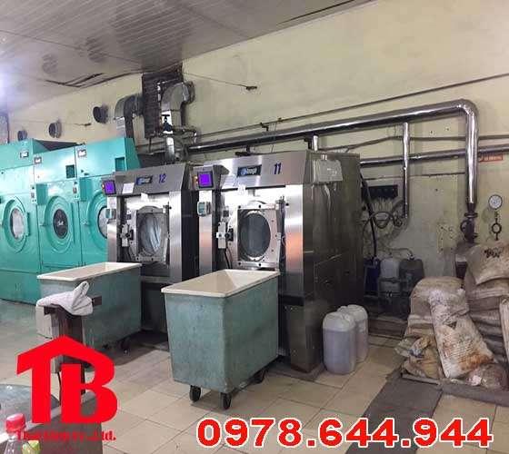 Bán máy giặt công nghiệp tại Nghệ An