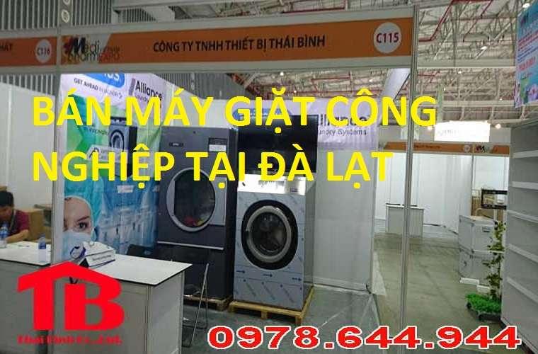 Bán máy giặt công nghiệp tại Lâm Đồng giá tốt bảo hành 24 tháng