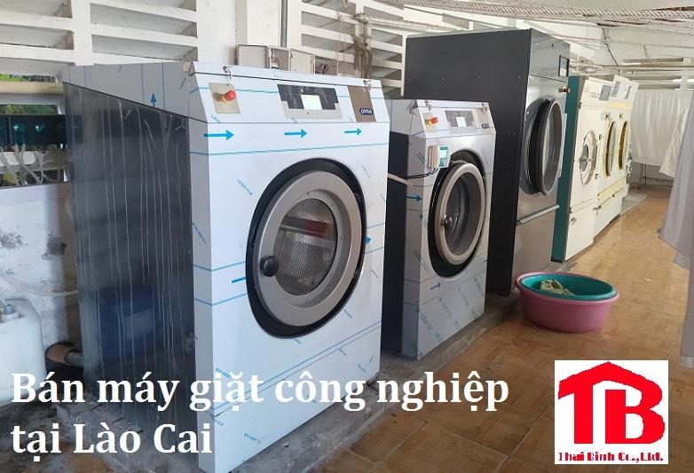 Địa chỉ bán máy giặt công nghiệp tại Lào Cai chính hãng