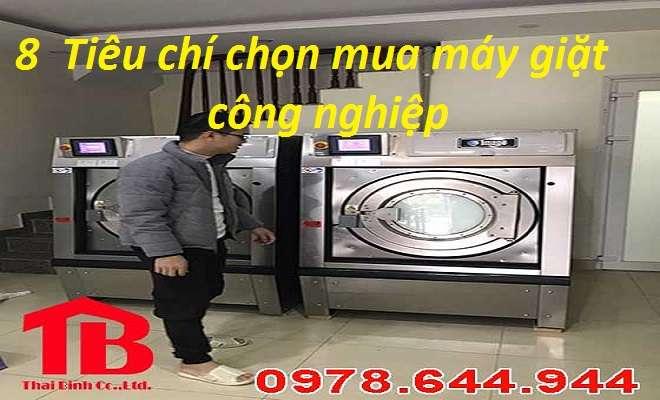 chon mua may giat cong nghiep - 8 tiêu chí chọn mua máy giặt công nghiệp cho người mới