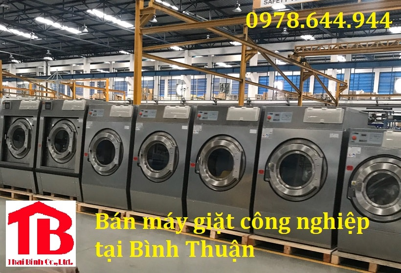Bán máy giặt công nghiệp tại Bình Thuận chính hãng giá rẻ