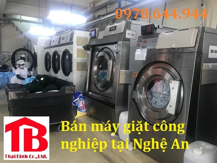 Bán máy giặt công nghiệp tại Nghệ An giá rẻ nhất