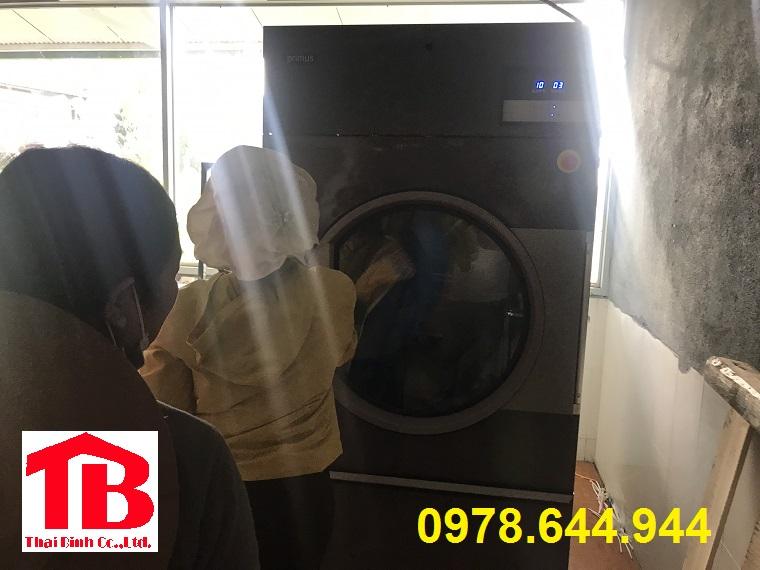 Dự án lắp đặt máy sấy công nghiệp tại Mục Vụ Đà Lạt - Lâm Đồng 1