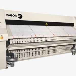Máy là công nghiệp Fagor Poseidon