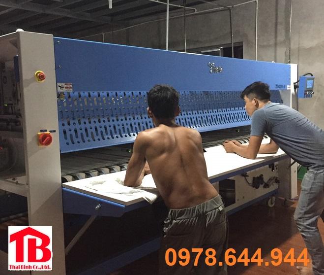 Hướng dẫn cách chọn mua máy là lô công nghiệp đạt tiêu chuẩn