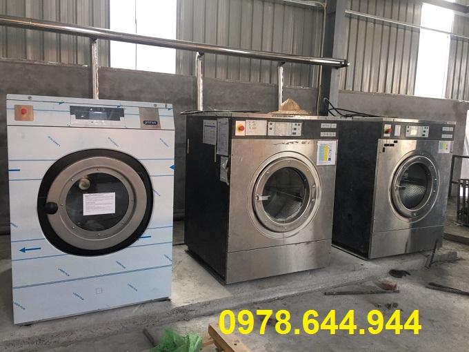 Công suất máy giặt cho tiệm giặt là