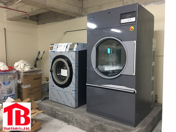 Máy giặt công nghiệp tại Phủ Lý