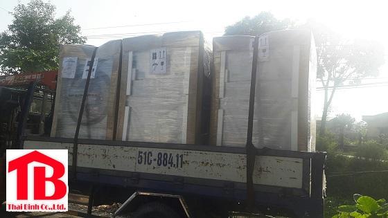 Lắp đặt máy giặt tại Trung tâm bảo trợ xã hội huyện Cao Lãnh – Đồng Tháp