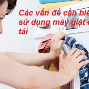 Máy giặt quá tải