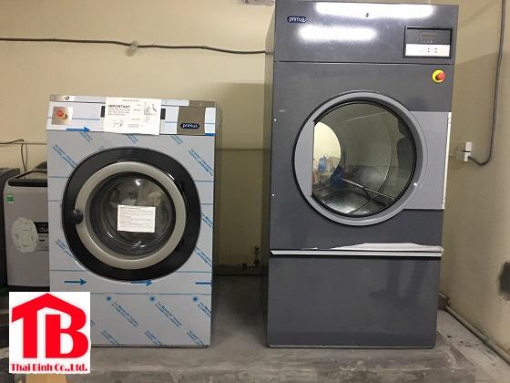Máy giặt công nghiệp tại hà Nam