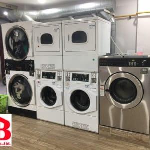 Công trình tiệm giặt là Hà Nội