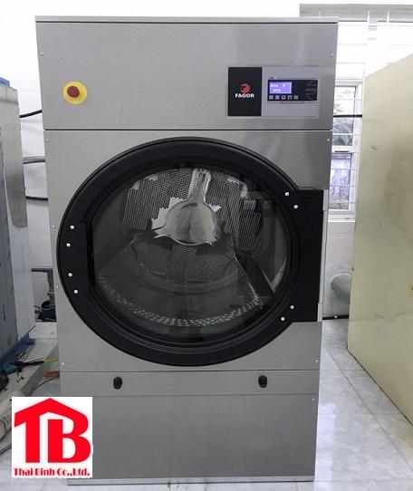 Dự án lắp đặt hệ thống giặt là cho bệnh viện huyện Sông Lô