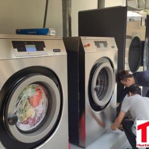 Máy giặt công nghiệp Hàn Quốc mua ở đâu tốt