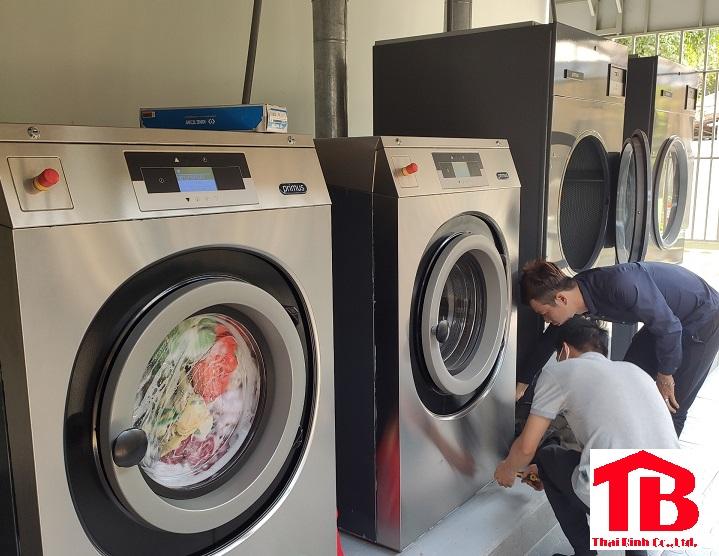 Nên mua máy giặt công nghiệp Hàn Quốc ở đâu tốt nhất ?