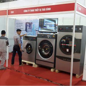 Bán máy giặt công nghiệp tại Thái Bình