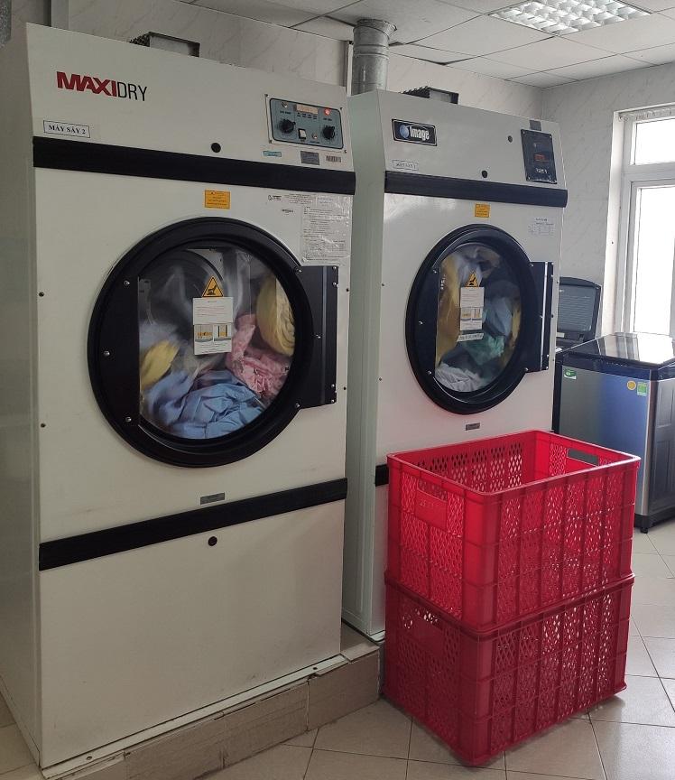 Tìm hiểu thị trường giặt sấy công nghiệp khu vực miền Trung Thanh Hóa