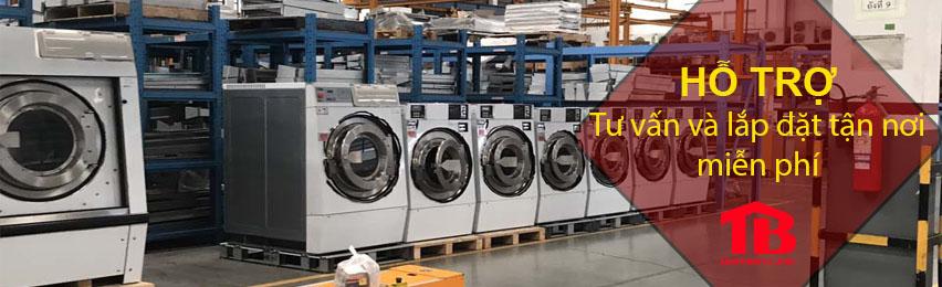 Banner máy giặt công nghiệp 2