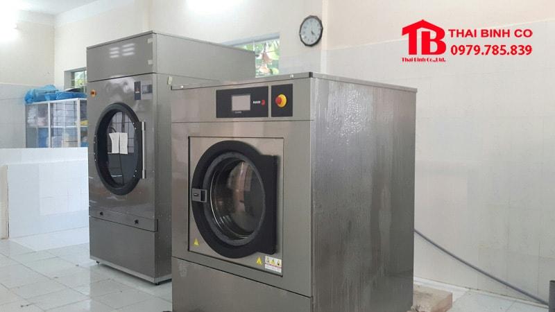 Dự án lắp đặt hệ thống máy giặt sấy công nghiệp tại bện viện Đà Nẵng