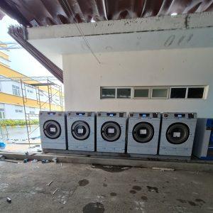 ,máy giặt công nghiệp tại Thái Bình