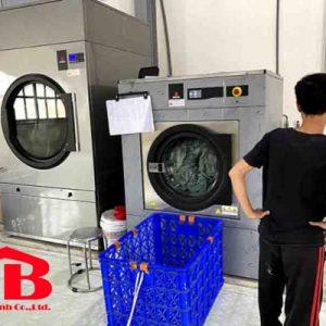 Máy giặt và các vấn đề liên quan với kích cỡ máy giặt 7
